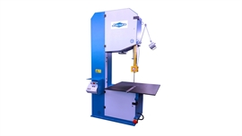 Vertical bandsawing machines - series BS
